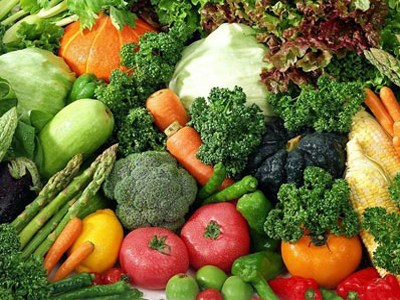 每日摄入多种蔬菜