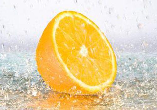 一天一个橙子 胃癌远离我