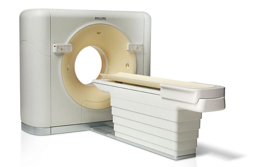飞利浦128层纳米螺旋CT