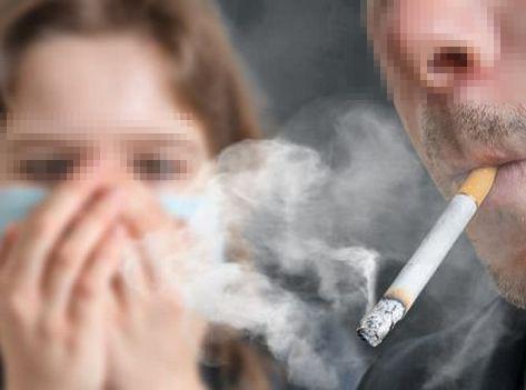 """自己不吸烟也有可能得肺癌,二手烟可谓""""罄竹难书"""""""